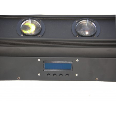Efektas LED MOVE WASHER 8x10W WHITE DMX
