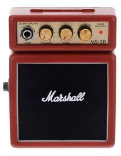 Mini kubas el. gitarai Marshall MS-2R