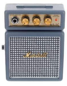 Mini kubas el. gitarai Marshall MS-2C