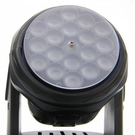 LED Judanti galva 18x3W RGB CREE