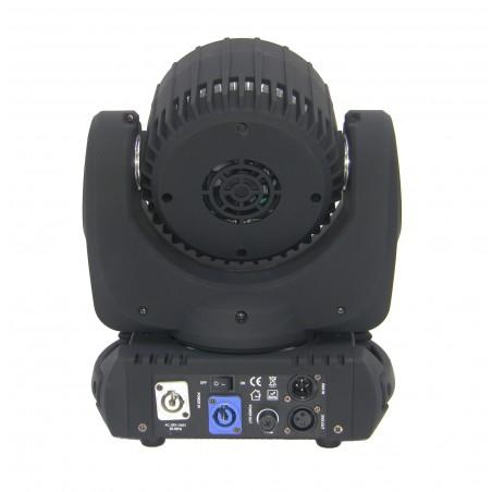 LED Judanti galva BEAM 12X12W RGBW 4in1 CREE