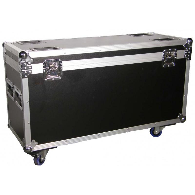 Dėžė judančioms galvoms 108x3W RGBW WASH