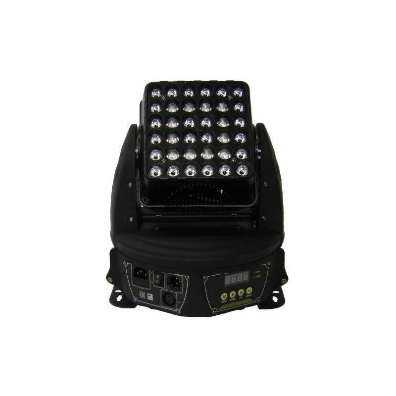 LED Judanti galva DOUBLE 36x3W RGB 36x3W WA