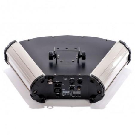 Efektas LED FLG-256 RGB DMX