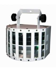 Efektas LED DOUBLE DERBY MK2 2x10W RGBW 4in1