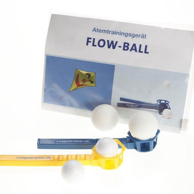 Treniruoklis kvėpavimui Flow-Ball HAB