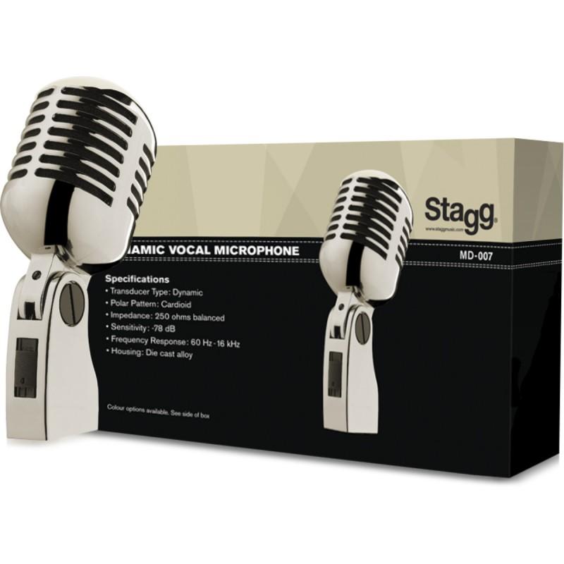 Stagg MD-007CRH