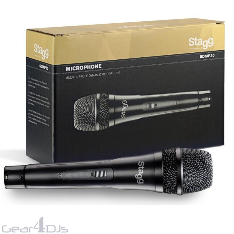 Stagg SDMP30