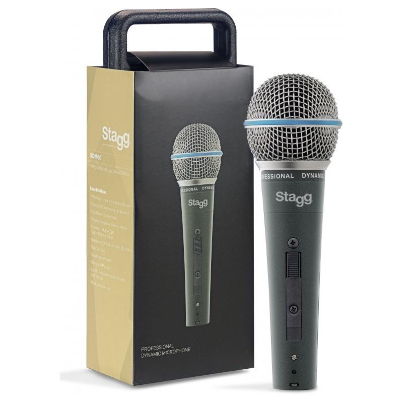 Dynamic microphone Stagg SDM60