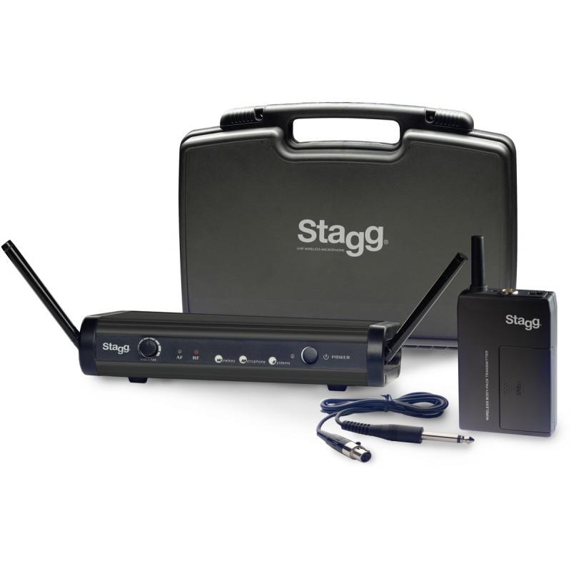 Bevielė gitaros sistema Stagg SUW 30 GBS C EU