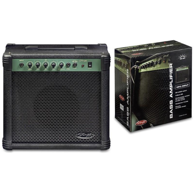Bass Amplifier Stagg 20 BA EU