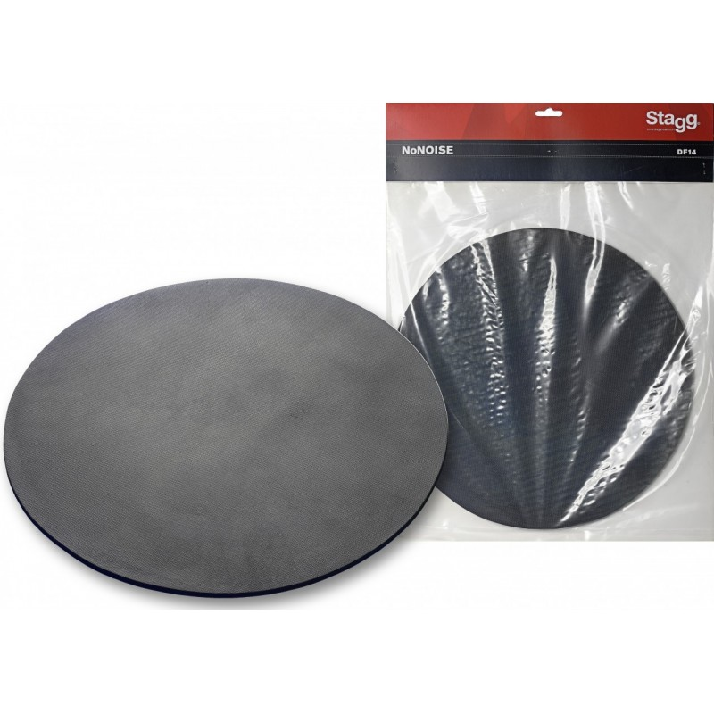 Practice pad Stagg DF14
