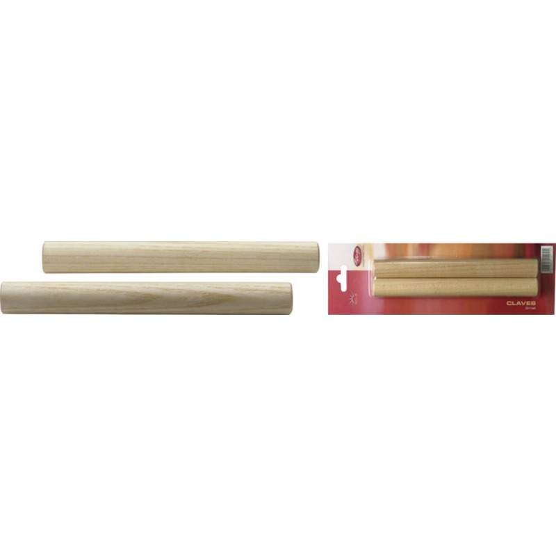 Wooden claves Stagg SCL-S