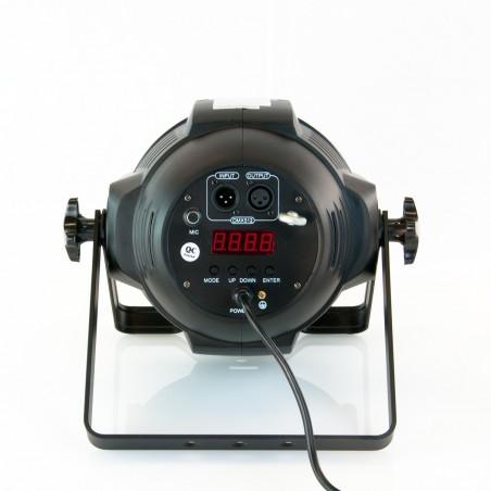 Prožektorius LED PAR64 18x10W RGBW 4in1