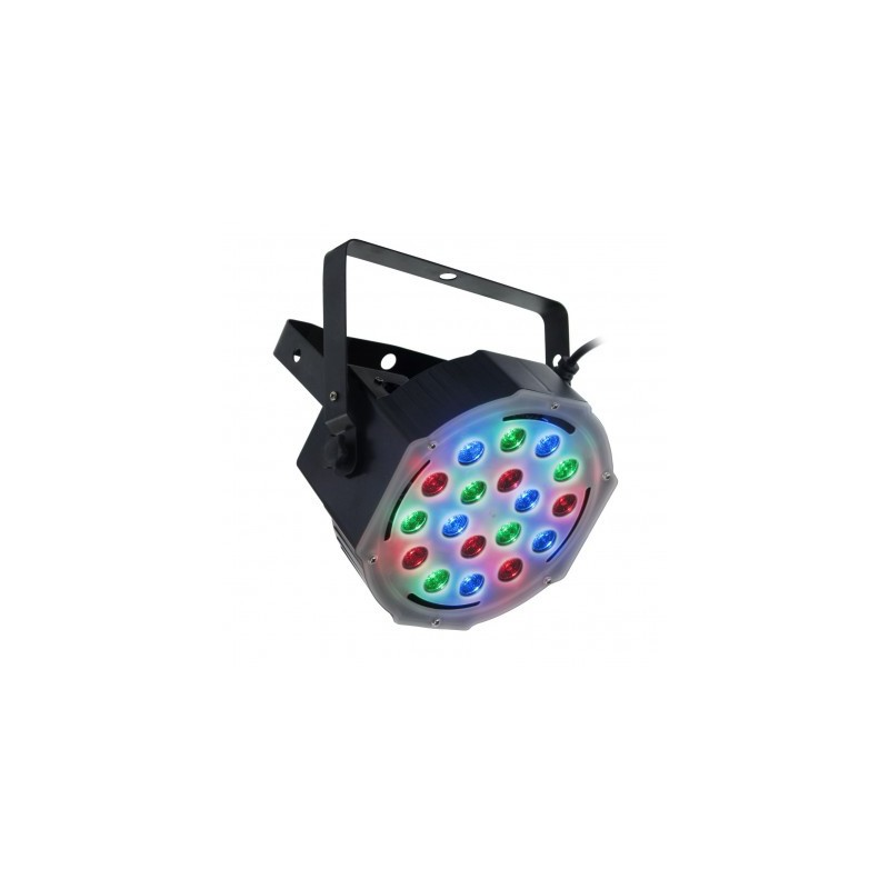 LED PAR 56 Slim 18X3W RGB Aura