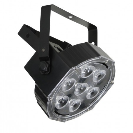 LED PAR 56 Slim 7x10W RGBW 4in1 Aura STRONG