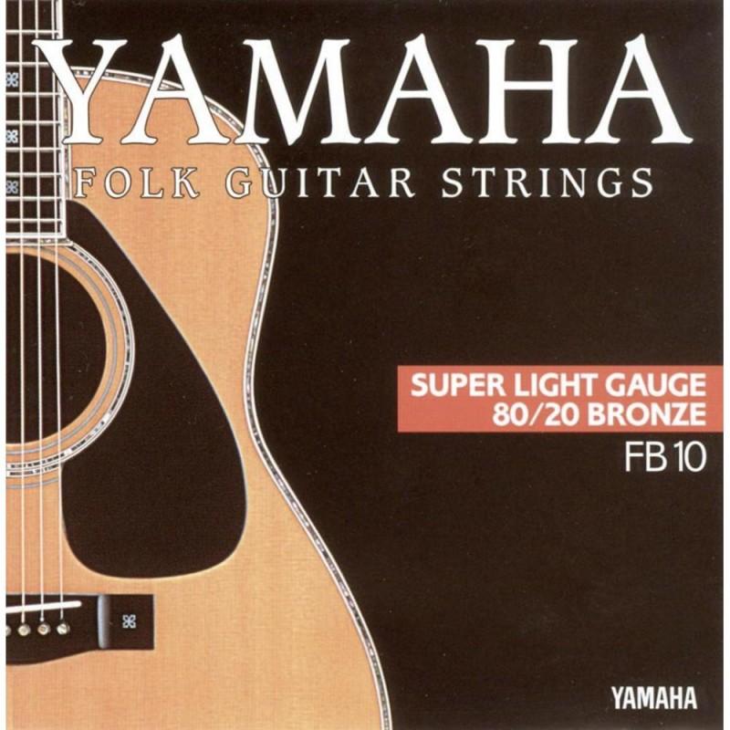 Stygos ak. g. Yamaha FB10 .010
