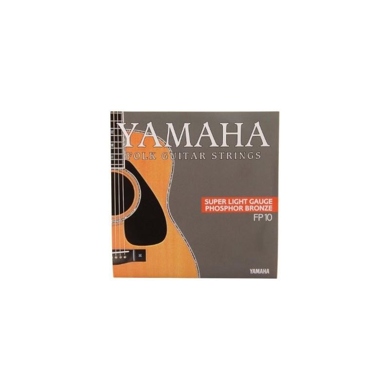 Stygos ak. g. Yamaha FP10 .010