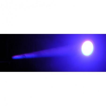 Prožektorius LED 9W DMX RGB SPOT