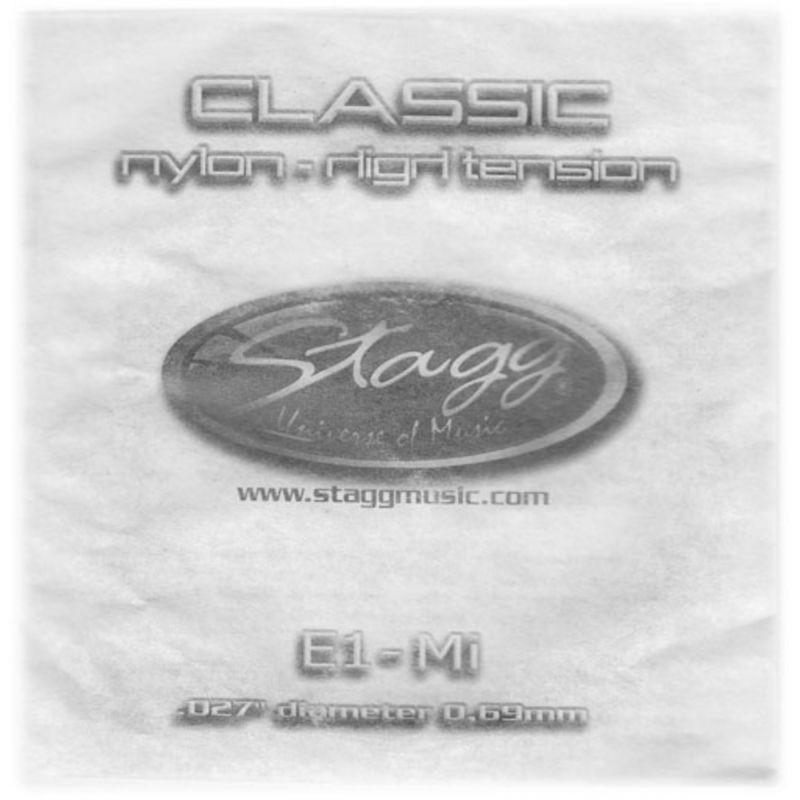 Stagg CLN-E1N