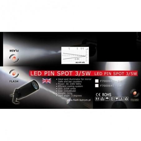 Prožektorius LED PIN SPOT 3W