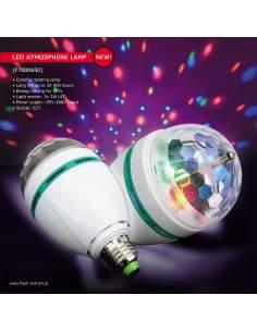 Efektas LED atmosferine lempa