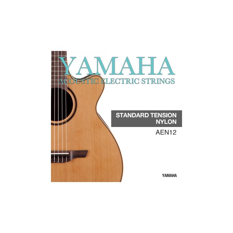 Stygos kl. gitarai Yamaha AEN12 0.28