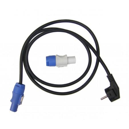 LED Blinderis 5x10W RGBW 4in1 DMX