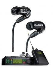 Bevielės In Ear sistemos