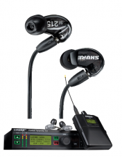 Wireless In-Ear Systems