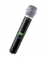 Wireless transmitters, microphones