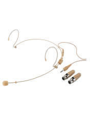 Mikrofonai su lankeliu (headset)