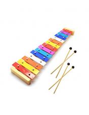 Xylophones, Metallophones