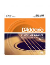 12-String Acoustic Guitars Strings
