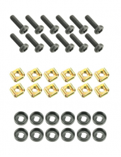 19 Inch Rack Fasteners